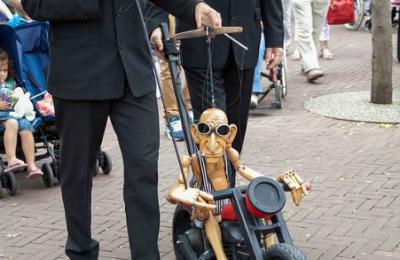 walkact marionnet