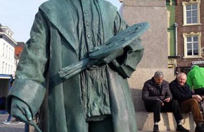 Jheronimus Bosch - standbeeld